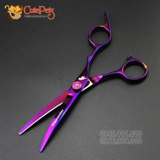 Bộ kéo spa cắt tỉa lông 3 kéo 1 lược cho chó mèo chuyên dụng CutePes [ĐƯỢC KIỂM HÀNG] 23688809 - 23688809 thumbnail