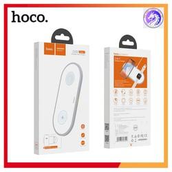 Bộ Sạc Không Dây smartphone Hoco CW20 Kiêm Sạc  Apple Watch