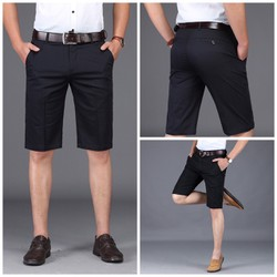 [COMBO 3 QUẦN chọn màu ngẫu nhiên 3 màu khác nhau ][ĐƯỢC XEM HÀNG ] quần kaki đùi nam đai nịt  bao đẹp bao rẻ nhất thị trường
