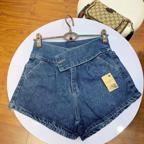 Quần short jean nữ đẹp