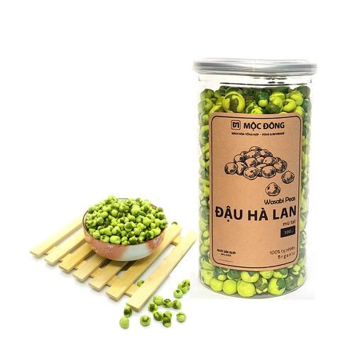 Đậu hà lan wasabi hộp 300gr 200gr 250gr 100gr tốt cho tim, tiêu hóa, da, mắt, giảm cân, chống ung thư
