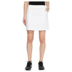TH7607 Quần giả váy thể thao màu trắng trơn 742875