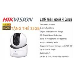 Camera IP Wifi HIKVISION DS-2CV2Q21FD-IW + thẻ nhớ 32GB - DS-2CV2Q21FD-IW + 32gb