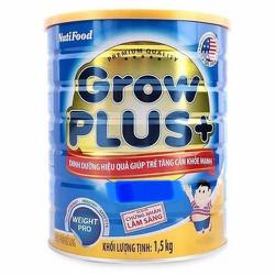 Sữa Bột Grow Plus Xanh 1 5Kg Nutifood