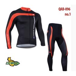 Quần áo bộ xe đạp dài tay CASTELLI QAB-096