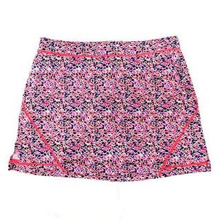 TH7606 Quần giả váy Lady Hagen sọc xanh cam hồng WGH37068 - TH7606 thumbnail