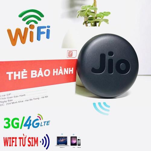 Bộ thiết bị mạng phát wifi 4g jio ấn độ - wifi di động đời mới