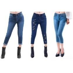 [ CHO XEM HÀNG ] Các mẫu quần jean hot nhất chất đẹp co giãn