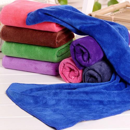 { giá sỉ } bộ 5 khăn lau đa năng  siêu thấm hút - siêu dày