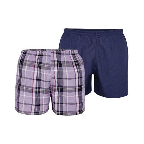 Combo 2 quần short nam thoáng mát màu ngẫu nhiên qsc0004