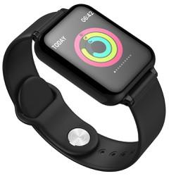 Đồng hồ thông minh Smart Watch B57 theo dõi vận động, sức khỏe, nhịp tim.