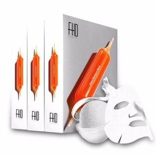 Mặt nạ dưỡng trắng mặt nạ dưỡng trắng - Combo 10 miếng mặt nạ dưỡng ẩm làm trắng da FHD 28ml - FHD10 thumbnail