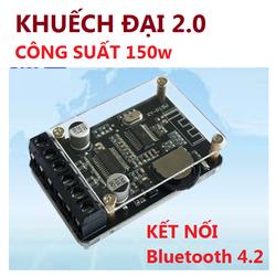 Amply - Bộ khuếch đại âm thanh 2.0 CS 150w-200w Bluetooth