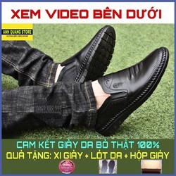 [SIÊU SALE GIỜ VÀNG] Giày lười nam,giày mọi nam,giày da nam,giày nam đẹp giá rẻ,giày mùa hè nam,giày nam hàng hiệu,giày rọ nam,giày nam da bò,giày tây nam công sở,giày da bò cao cấp,giày sục nam,giầy nam,giầy lười nam,giầy da nam,giầy thể thao nam