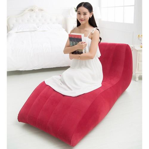 Ghế bơm hơi tình yêu chữ s lazy sofa có tặng kèm bơm hơi đạp chân - 19521237 , 23731334 , 15_23731334 , 749000 , Ghe-bom-hoi-tinh-yeu-chu-s-lazy-sofa-co-tang-kem-bom-hoi-dap-chan-15_23731334 , sendo.vn , Ghế bơm hơi tình yêu chữ s lazy sofa có tặng kèm bơm hơi đạp chân