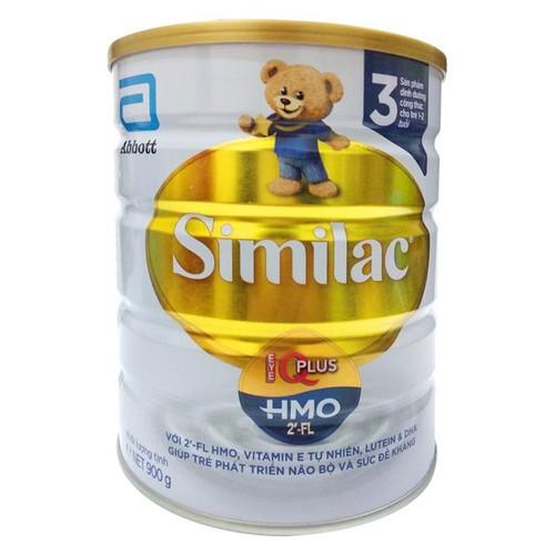 Sữa bột similac iq 3 900g - 1,7kg date 2020 - 17668107 , 23730948 , 15_23730948 , 473000 , Sua-bot-similac-iq-3-900g-17kg-date-2020-15_23730948 , sendo.vn , Sữa bột similac iq 3 900g - 1,7kg date 2020