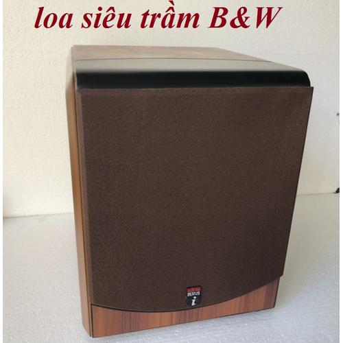 Loa siêu trầm b&w - bw604