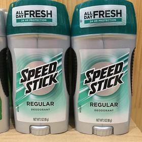 Lăn khử mùi cho nam giới Speed Stick Regular Deodorant Mỹ - 9915821