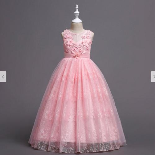 Đầm công chúa bé gái 2 đến 12 tuổi