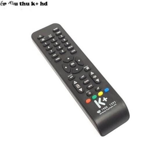 Remote điều khiển đầu thu k+ hd