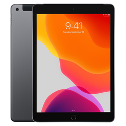 [Áp dụng tại HN và HCM] iPad 2019 10.2 Wi-Fi + 4G 128GB Xám Grey - 00607828