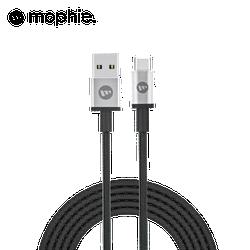 Cáp USB-A to USB-C  mophie 3M - Black - 409903208