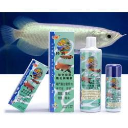 Chai số 3 thuốc cá rồng - Trị nấm cho cá rồng, cá cảnhho cá rồng, cá cảnh