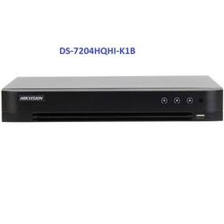 Đầu ghi hình Hybrid TVI-IP 4 kênh TURBO 4.0 HIKVISION DS-7204HQHI-K1-B