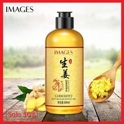 Dầu gội gừng trị rụng tóc hiệu quả IMAGES 300ml