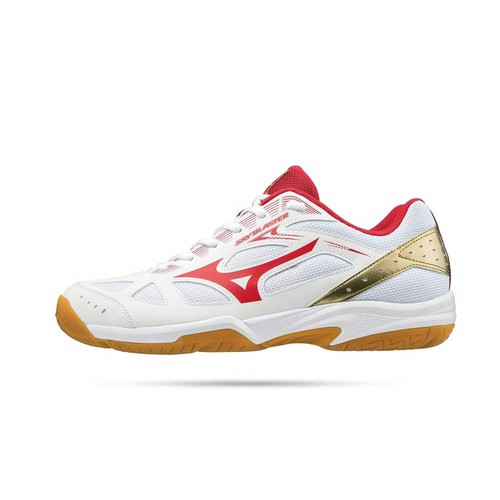 Giày cầu lông miizuno sky blaster 71ga194560 hàng chính hãng dành cho nam đủ size màu trắng
