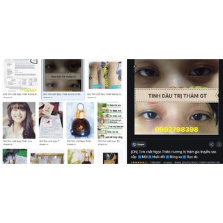 Tinh Chất Ngọc Thiên Hương Trị Thâm Gia Truyền Cao Cấp - NTHDN30ML thumbnail