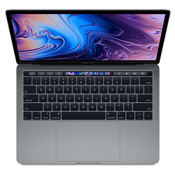 Macbook Pro 13 Touch Bar i5 1.4GHz,8G,128GB 2019 Xám Grey - 00593174