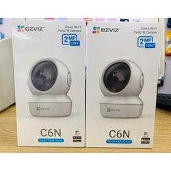 Camera IP Wifi Ezviz C6N 1080p 2.0Mp Smart Night Vision - Hàng Chính Hãng BH 2 Năm - c6n 1080p