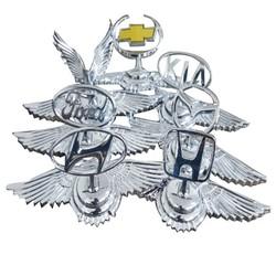 Logo biểu tượng các hãng xe ô tô