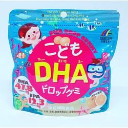 Kẹo DHA cho bé của Nhật