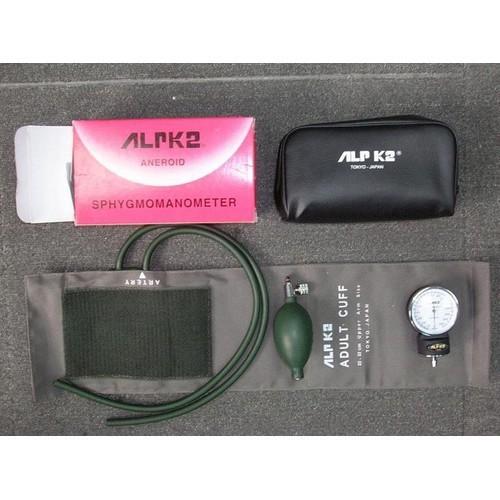 Máy đo huyết áp cơ alpk2 nhật bản hàng xịn - huyết áp cơ