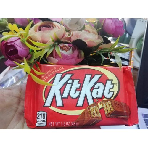 Kẹo socola kitkat của mỹ 42g - 19153252 , 23747496 , 15_23747496 , 42000 , Keo-socola-kitkat-cua-my-42g-15_23747496 , sendo.vn , Kẹo socola kitkat của mỹ 42g
