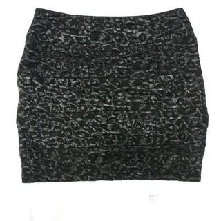 V007 Quần giả váy ôm đen ánh bạc I.N 0059X3K - V007 thumbnail