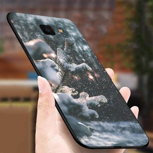 Ốp điện thoại dành cho máy samsung galaxy j4 plus - j4 core - 1811 tuyết trên lá ms hvl006