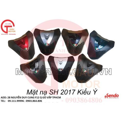 Mặt nạ trang trí cho xe sh 2017 kiểu ý - 20747100 , 23744455 , 15_23744455 , 390000 , Mat-na-trang-tri-cho-xe-sh-2017-kieu-y-15_23744455 , sendo.vn , Mặt nạ trang trí cho xe sh 2017 kiểu ý
