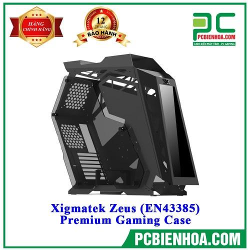 Case xigmatek zeus en43385 - premium gaming case - 19521630 , 23761752 , 15_23761752 , 2650000 , Case-xigmatek-zeus-en43385-premium-gaming-case-15_23761752 , sendo.vn , Case xigmatek zeus en43385 - premium gaming case