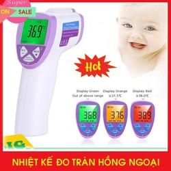 Nhiệt kế hồng ngoại đo nhiệt độ trẻ em-sữa, nước, nhiệt độ phòng
