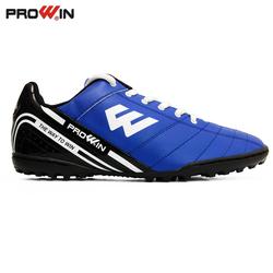 Giày đá bóng nam sân cỏ nhân tạo Prowin RX Plus màu xanh