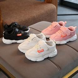 Giày thể thao cho bé trai và bé gái cao cấp từ 2 - 7 tuổi phong cách Hàn Quốc supemer  siêu nhẹ êm, thoáng chân G05