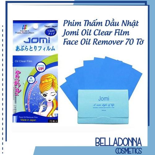 Phim thấm dầu jomi oil clear film face oil remover 70 tờ - 17788375 , 23773542 , 15_23773542 , 56000 , Phim-tham-dau-jomi-oil-clear-film-face-oil-remover-70-to-15_23773542 , sendo.vn , Phim thấm dầu jomi oil clear film face oil remover 70 tờ