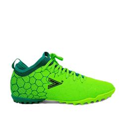 Giày bóng đá nam, giày đá banh, giày sân cỏ nhân tạo MITRE 181045 mẫu mới tăng khả năng kiểm soát bóng dành cho nam màu xanh lá