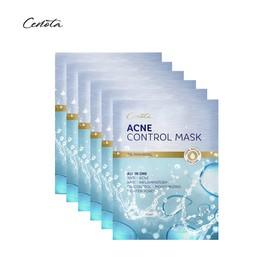 Combo 5 Mặt nạ trị mụn Dưỡng Ẩm Sáng Da Cenota Acne Control - 5CENOTA ACNE CONTROL