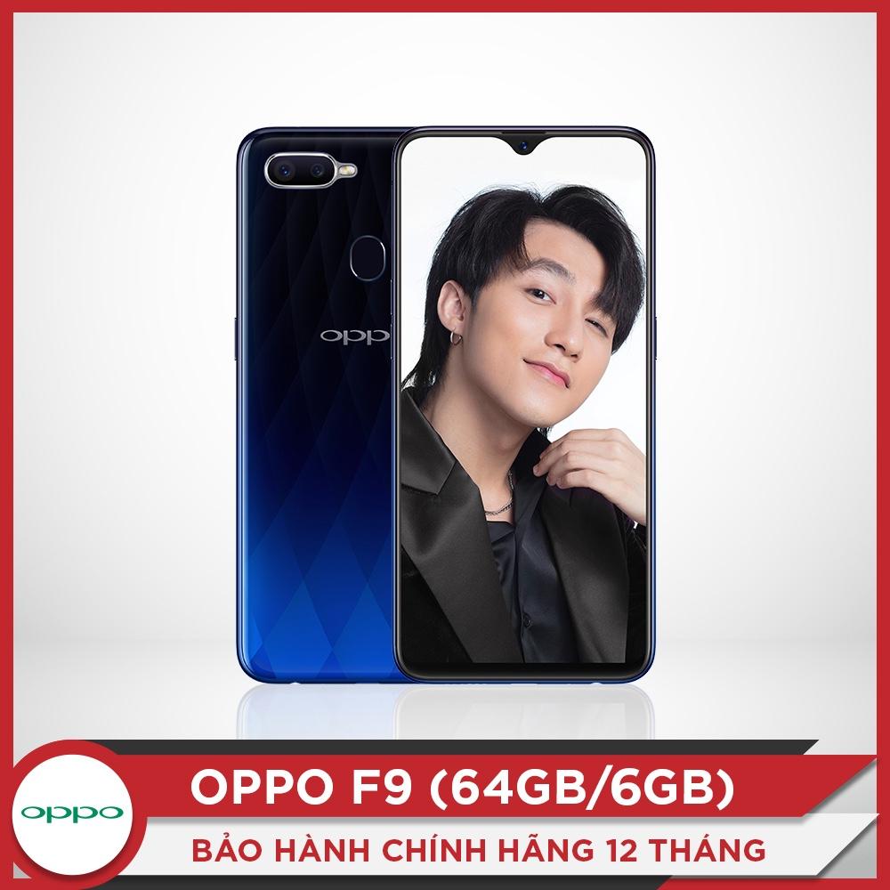 OPPO F9 - 6GB - Hàng chính hãng - CPH1825_6GB