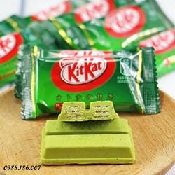 [Nội địa Nhật Bản] Bánh Nestle KitKat Trà xanh Nhật Bản 12 cái - 49022