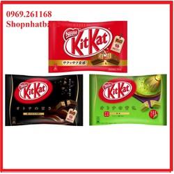 Combo 3 túi bánh KitKat các vị - nội địa Nhật Bản
